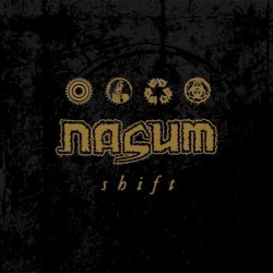 Nasum - Shift - LP Gatefold