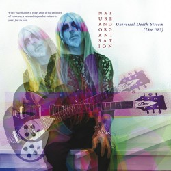 Nature And Organisation - Universal Death Stream (Live 1985) - LP + DVD