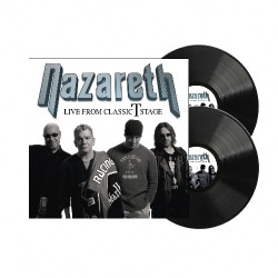 Nazareth - Live From The Classic T Stage - DOUBLE LP Gatefold