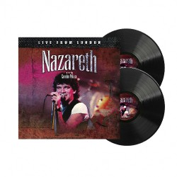 Nazareth - Live from London - DOUBLE LP Gatefold