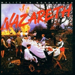 Nazareth - Malice in Wonderland - LP Gatefold Coloured