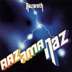 Nazareth - Razamanaz - LP COLOURED