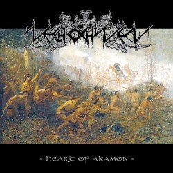 Nechochwen - Heart Of Akamon - CD