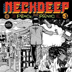 Neck Deep - The Peace And The Panic - CD DIGISLEEVE