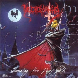 Necromantia - Crossing The Fiery Path - LP Gatefold