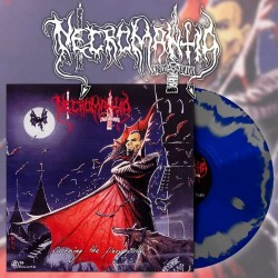 Necromantia - Crossing The Fiery Path - LP COLOURED