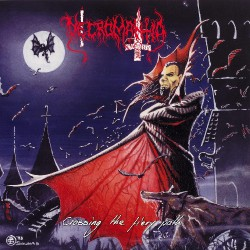 Necromantia - Crossing The Fiery Path - CD