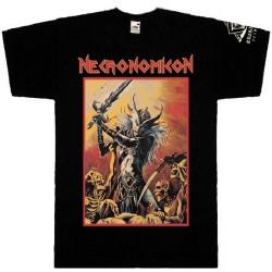 Necronomicon - Escalation - T-shirt (Men)