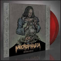 Necrophagia - WhiteWorm Cathedral - DOUBLE LP GATEFOLD COLOURED