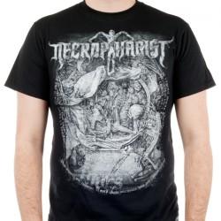 Necrophagist - Mors - T-shirt (Men)