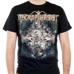 Necrophagist - Only Ash Remains - T-shirt (Men)