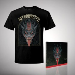Necrowretch - Bundle 1 - CD DIGIPAK + T-shirt bundle (Men)