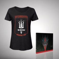 Necrowretch - Bundle 3 - CD DIGIPAK + T-shirt bundle (Women)
