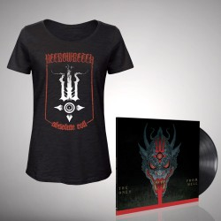 Necrowretch - Bundle 6 - LP gatefold + T-shirt bundle (Women)