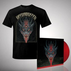 Necrowretch - Bundle 7 - LP gatefold coloured + T-shirt bundle (Men)