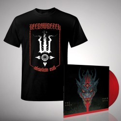 Necrowretch - Bundle 8 - LP gatefold coloured + T-shirt bundle (Men)