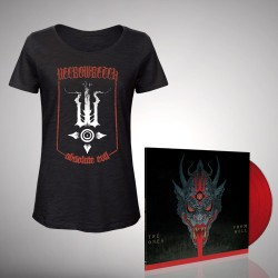 Necrowretch - Bundle 9 - LP gatefold coloured + T-shirt bundle (Women)