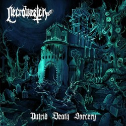Necrowretch - Putrid Death Sorcery - CD