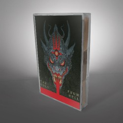 Necrowretch - The Ones From Hell - CASSETTE + Digital