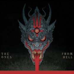 Necrowretch - The Ones From Hell - CD DIGIPAK + Digital