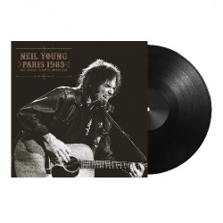 Neil Young - Paris 1989 - DOUBLE LP Gatefold