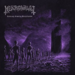 Nekrovault - Totenzug: Festering Peregrination - LP COLOURED