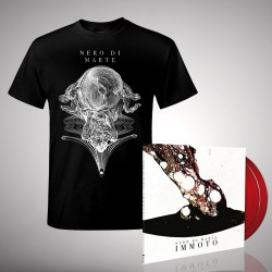 Nero Di Marte - Immoto - DOUBLE LP GATEFOLD COLOURED + T-SHIRT bundle (Men)