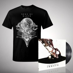 Nero Di Marte - Immoto - Double LP gatefold + T-shirt bundle (Men)