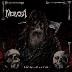Nervosa - Downfall Of Mankind - LP Gatefold