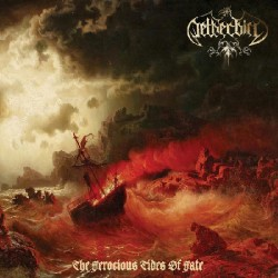 Netherbird - The Ferocious Tides of Fate - CD
