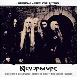 Nevermore - Original Album Collection - 3CD BOX