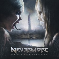 Nevermore - The Obsidian Conspiracy - CD
