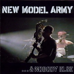 New Model Army - And nobody else - DOUBLE CD