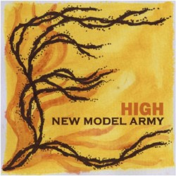 New Model Army - High - CD