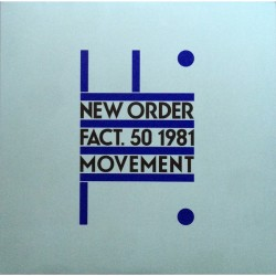 New Order - Movement - LP