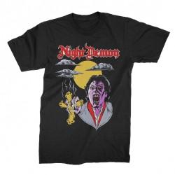 Night Demon - Blood Sucker - T-shirt (Men)