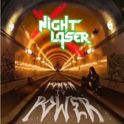 Night Laser - Power To Power - CD