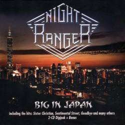 Night Ranger - Big in Japan - 2CD DIGIPAK