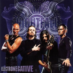Nightfall - Electronegative - CD