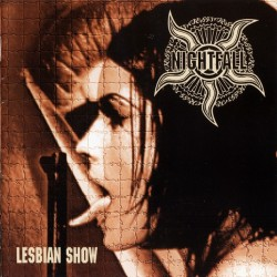 Nightfall - Lesbian Show - CD