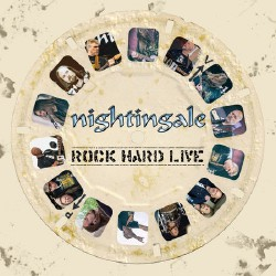 Nightingale - Rock Hard Live - CD