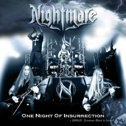 Nightmare - One Night Of Insurrection - CD + DVD