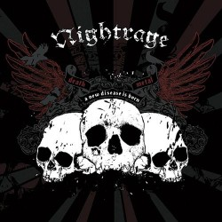 Nightrage - A New Disease Is Born - LP