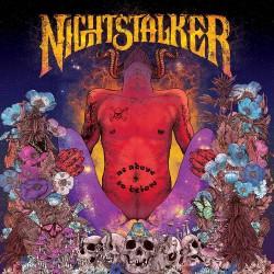 Nightstalker - As Above, So Below - CD