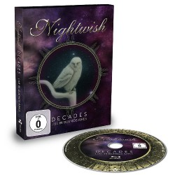 Nightwish - Decades: Live In Buenos Aires - Blu-ray digibook slipcase