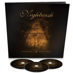 Nightwish - Human :II: Nature - 3CD EARBOOK
