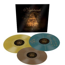 Nightwish - Human :II: Nature - TRIPLE LP COLOURED