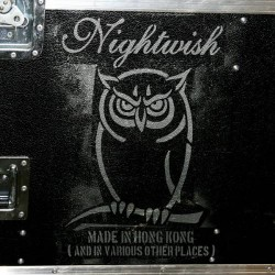 Nightwish - Made In Hong Kong (And In Various Other Places) - CD + DVD
