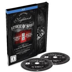 Nightwish - Vehicle Of Spirit - 2 Blu-ray digibook slipcase