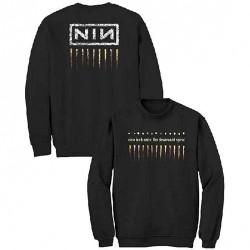 Nine Inch Nails - The Downward Spiral - Hooded Sweat Shirt (Men)